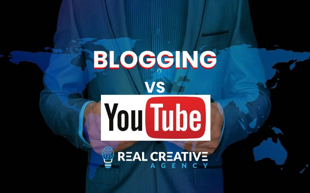Blog vs YouTube Which Is Better For Your Business