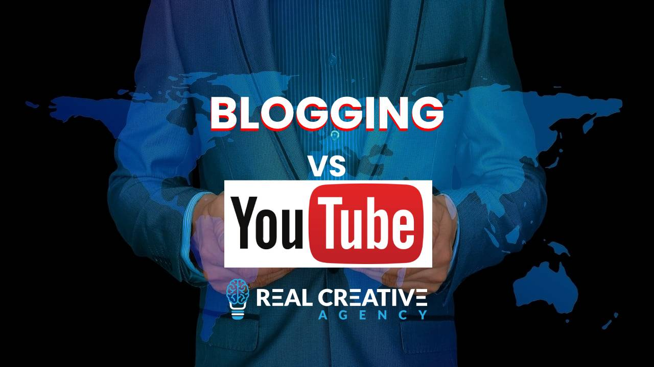 Blogging vs YouTube Which Is Better For Business