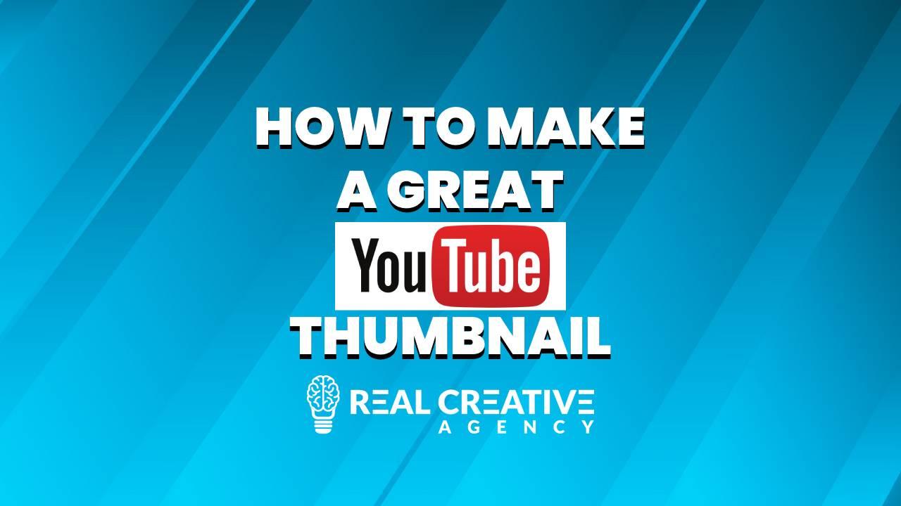 Great YouTube Thumbnail