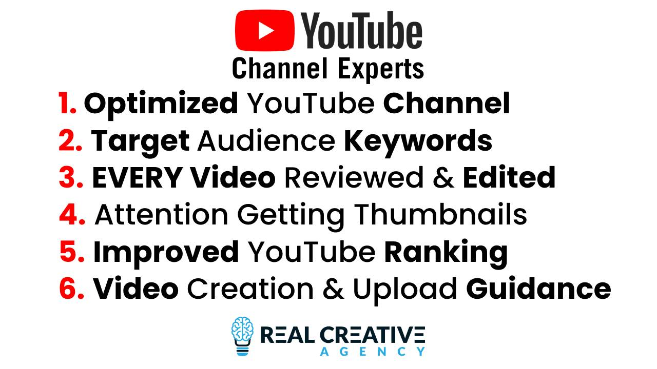 YouTube Channel Management Company