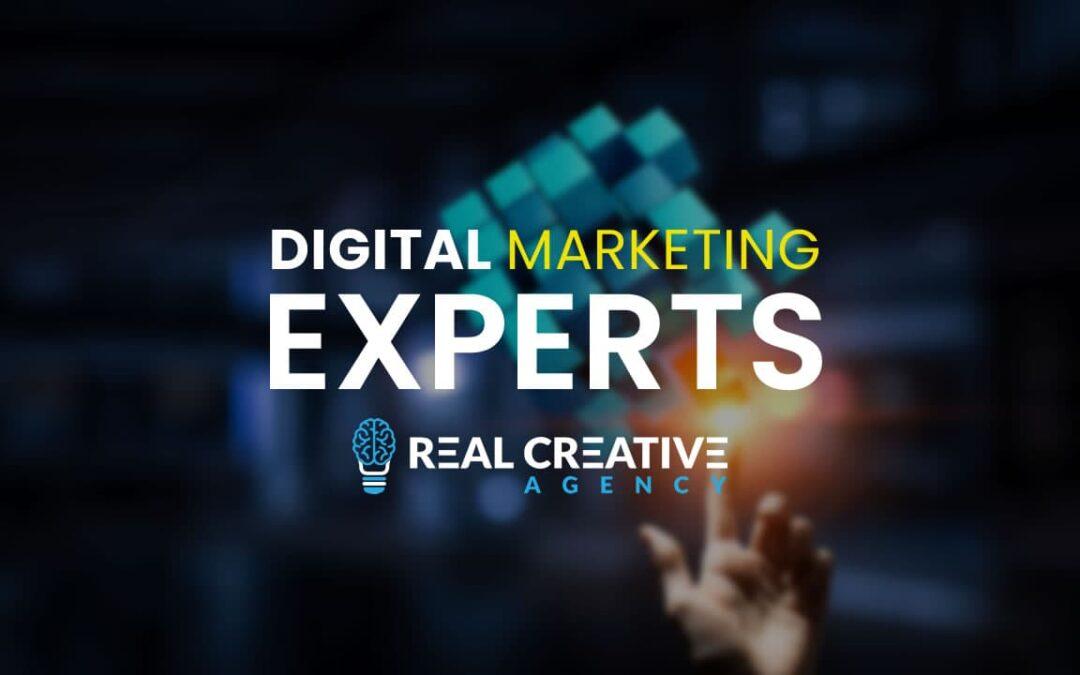 Real Creative Agency, Digital Marketing Experts, SEO Tips